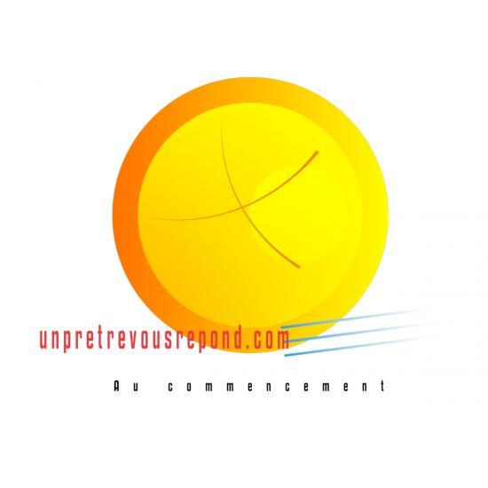 Le logo du site www.unpretrevousrepond.com